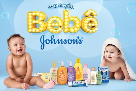 Promoção Bebê Johnson's