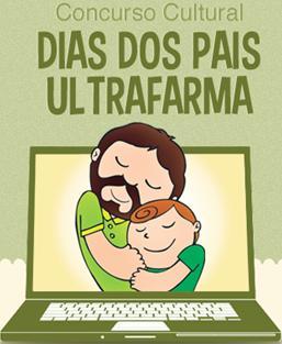Concurso Cultural Dia dos Pais Ultrafarma