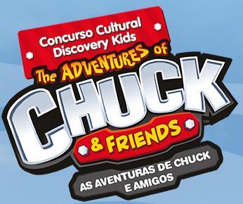 Concurso Cultural As Aventuras de Chuck e seus Amigos