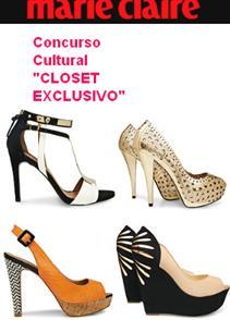Concurso Cultural Marie Claire Closet Exclusivo