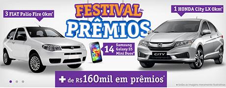 Promoção Vivo Festival de Prêmios