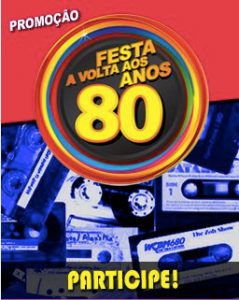 Promoção Transamérica A volta aos anos 80