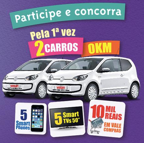 Promoção Aniversário Supermercados Veran