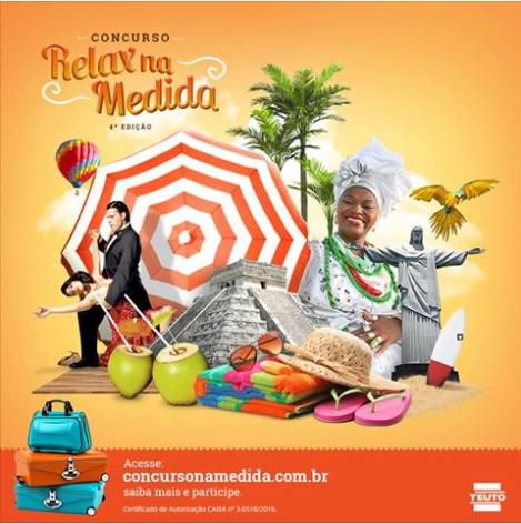Promoção Teuto Relax na Medida
