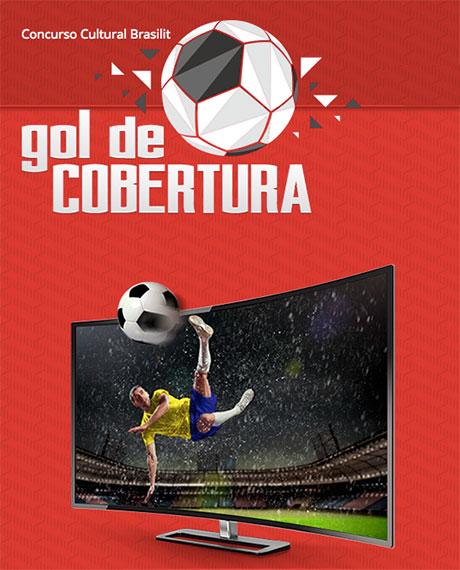 Concurso Cultural Gol de Cobertura Brasilit
