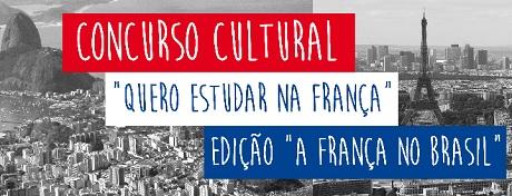 Promoção Campus France Brasil Quero estudar na França