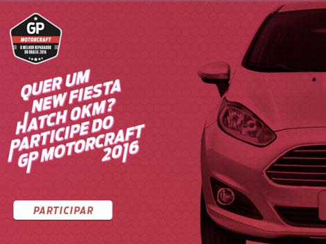 Promoção Grande Prêmio Motorcraft