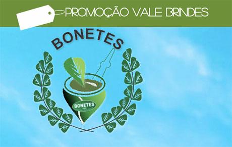 Promoção Vale Brindes Ervateira Bonetes