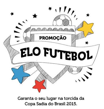 Promoção Cartão Elo Futebol