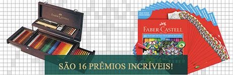 Concurso Castelo de Cores Faber-Castell