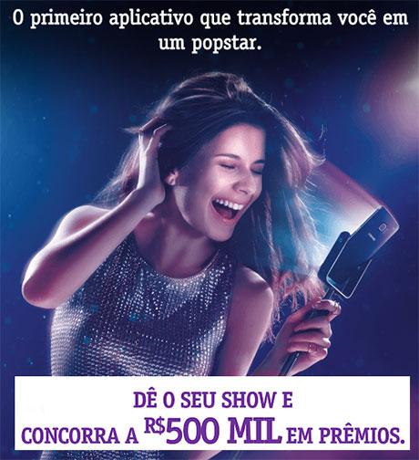 Promoção Vivo Meu Show Meu Show