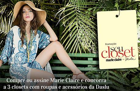 Promoção Seu Closet Marie Claire By Daslu