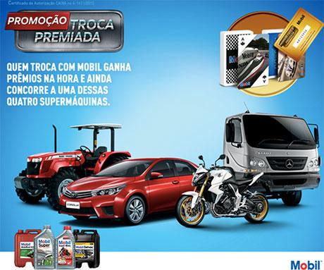 Promoção Mobil Troca Premiada