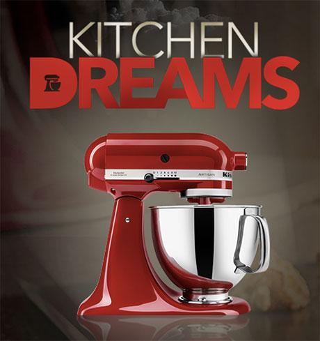 Promoção Loja kitchenaid Kitchen Dreams