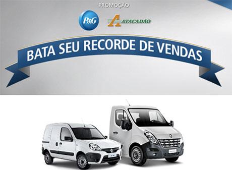 Promoção P&G e Atacadão Bata seu recorde de vendas