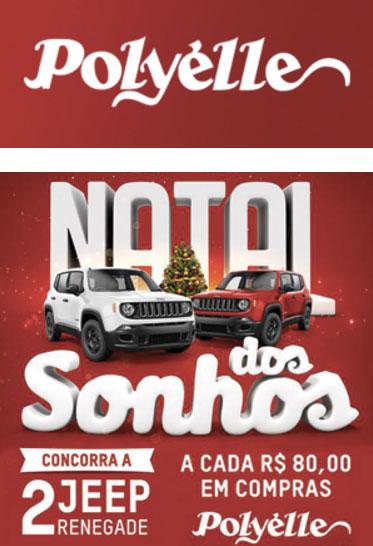 Promoção Natal dos Sonhos Polyelle