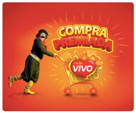 Promoção Compra Premiada Rede Vivo Supermercados