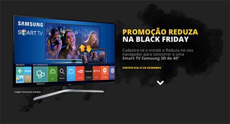 Promoção Reduza na Black Friday