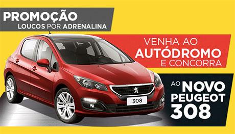 Promoção Stock Car Loucos por Adrenalina