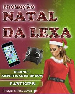 Promoção Transamérica FM Natal da Lexa