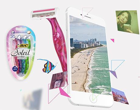 Concurso BIC Soleil Selfies