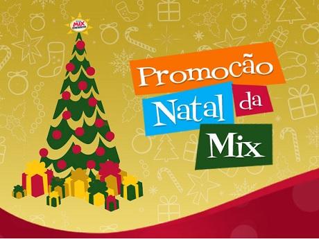 Promoção Natal da Mix FM