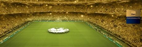 Promoção MasterCard e Itaú Você na UEFA Champions League