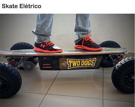 Promoção Skate Elétrico