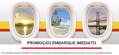 Promoção Shell Embarque Imediato