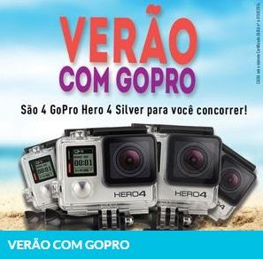 Promoção Jovem Pan Verão com GoPro