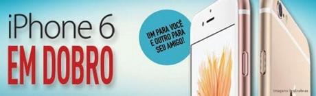 Promoção Jovem Pan Iphone 6 em Dobro
