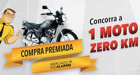 Promoção Compra Premiada Mercado do Alarme