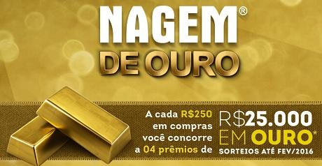 Promoção Nagem de Ouro
