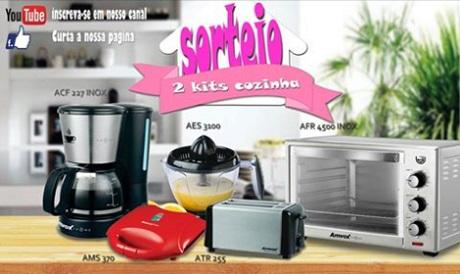 Promoção Sua cozinha + Amvox