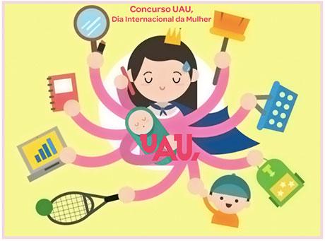 Promoção UAU Express Dia Internacional da Mulher