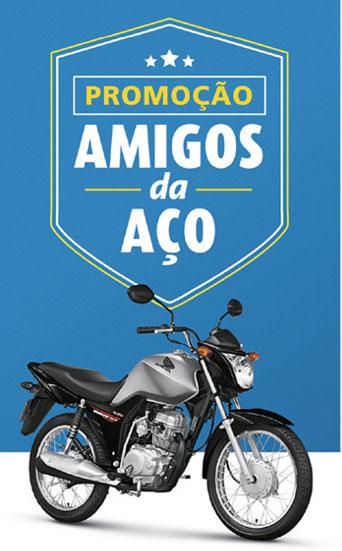 Promoção Amigos da Aço Maranhão