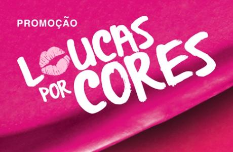 Promoção Avon Loucas por Cores