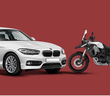 Promoção Você com a Ipiranga de BMW