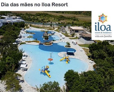 Promoção Mix FM Dia das Mães Iloa Resort