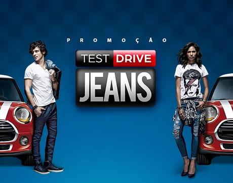 Promoção Test Drive Jeans Riachuelo
