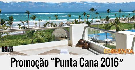 Promoção 89 FM Punta Cana 2016