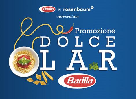 Promoção Barilla Promozione Dolce Lar