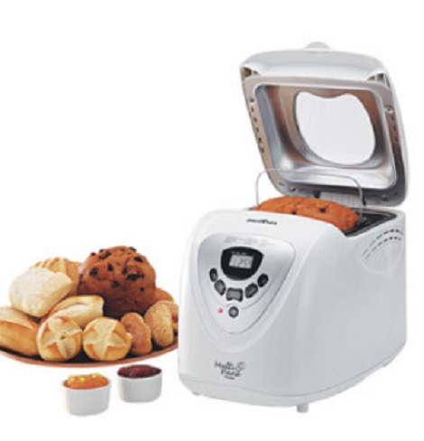Promoção Quer ganhar uma Máquina de Pão?