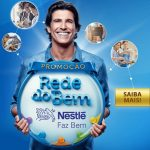 Promoção Nestlé Rede do Bem