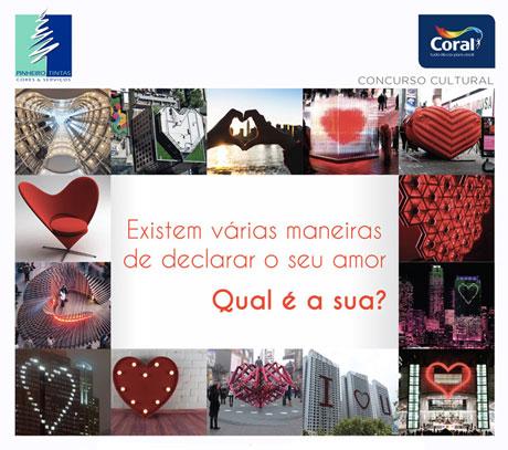 Promoção Dia dos Namorados Pinheiro Tintas