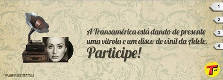 Promoção Transamérica FM Adele