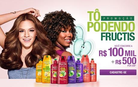 Promoção Tô Podendo Fructis
