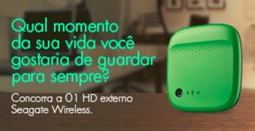 Promoção Globo.com HD Externo
