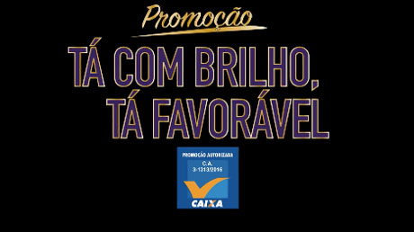Promoção Niely Tá com Brilho Tá Favorável