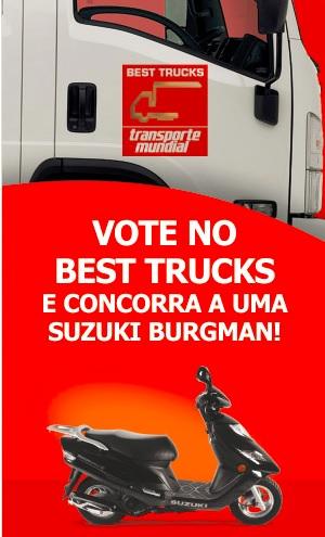 Promoção Revista Transporte Mundial Best Trucks